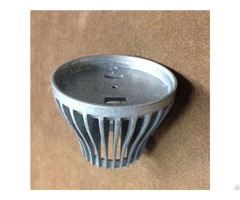 Aluminium Light Screw Socket Die Cast Part