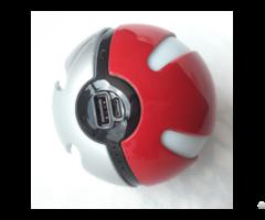 Upgraded Original Pokemon Ball Powerbank Factory Price For Distributor