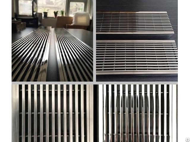 Steel Grating Drain Covers