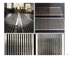 Steel Grating Drain Covers