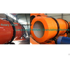 Compound Fertilizer Granulation Production Line