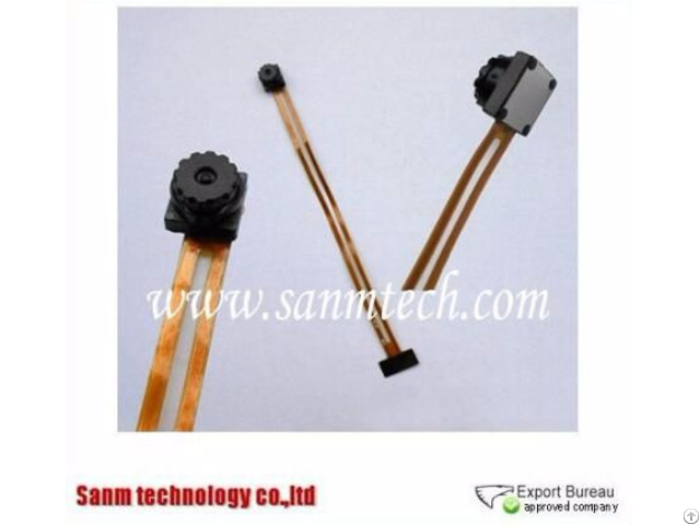 Long Cable Vga Camera Module For Security Field