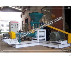 Dry Type Fish Feed Extruder