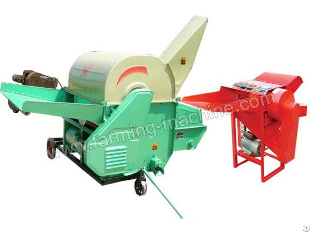 Paddy Wheat Thresher
