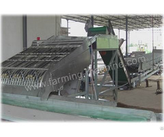 Full Automatic Fresh Corn Processing Line