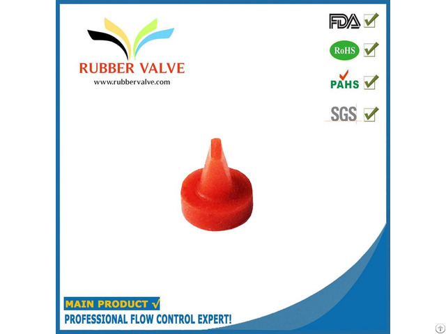 Medical Rubber Air Inflatable Valve