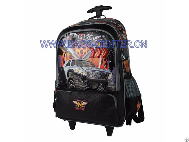 Single Handle Trolley Backpack