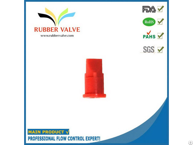 Micro Rubber Valve For Fuel Tank Cap
