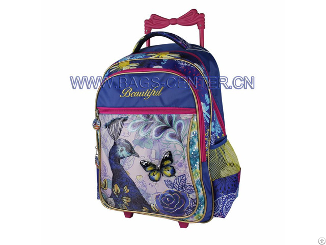 Kid Big Trolley Bags
