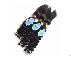 New Arrival Braid In Hair Deep Weave 3 Bundles