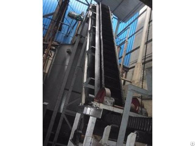 Djb Djs Corrugated Sidewall Belt Conveyor
