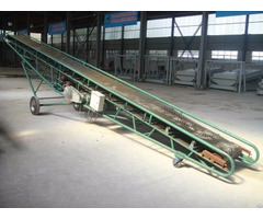 Dy Portable Belt Conveyor