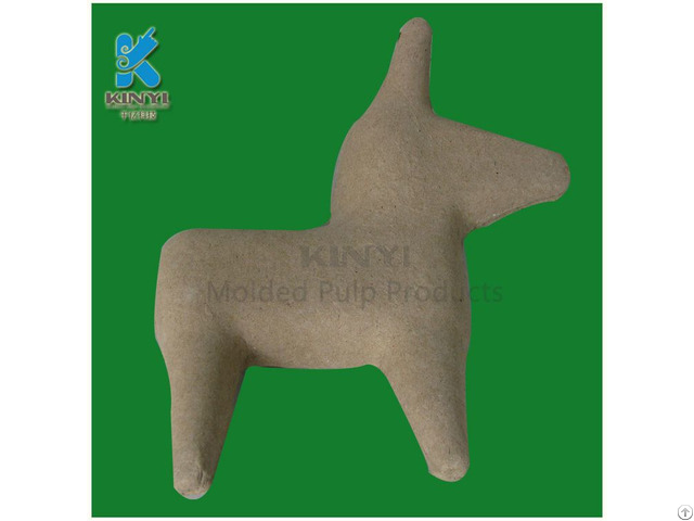 Rececyled Paper Pulp Mold Animal Trays Gifts Diy Color Handicrafts