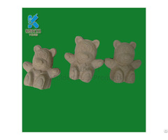 Environmental Paper Pulp Molding Animal Trays Gifts