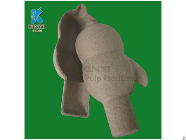 Environmental Paper Pulp Animal Trays Diy Color Handicrafts