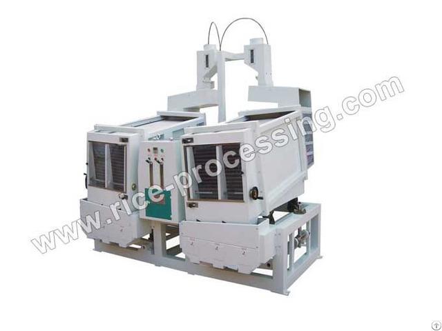 Mgcz Series Double Body Gravity Paddy Separator