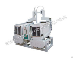 Mgcz Series Double Body Gravity Paddy Separator