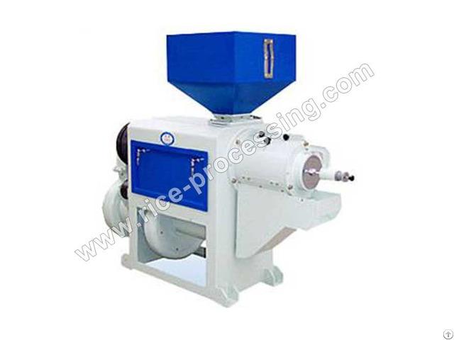 Nf Series Air Spraying Iron Roller Rice Milling Machine