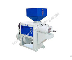 Nf Series Air Spraying Iron Roller Rice Milling Machine
