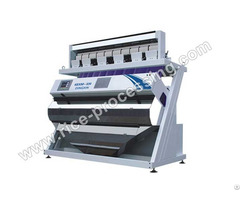 Ss Series Sensing Rice Sorting Machine