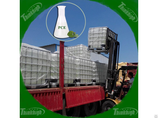 Pce Concrete Additives For Hotel Building