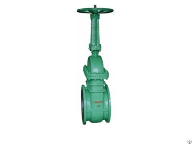 Vacuum Isolated Gate Valve Of Power Plant Valves