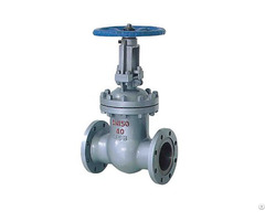Power Station Vacuum Isolation Gate Valve