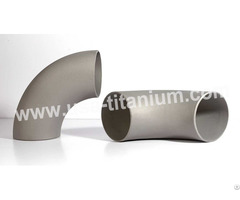 U S Titanium Pipe Fitting