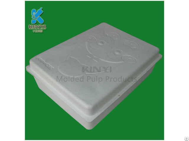 Biodegradable Compostable Fiber Pulp Mooncake Packaging Boxes