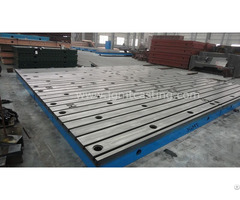 Cast Iron Clamping Plates