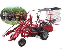 Mini Sugarcane Harvester