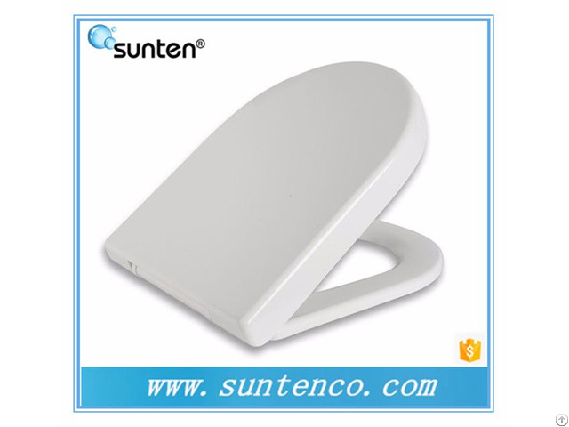 Quick Release Soft Close Toilet Seat
