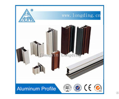 Aluminum Profiles For Aluminium Windows And Doors