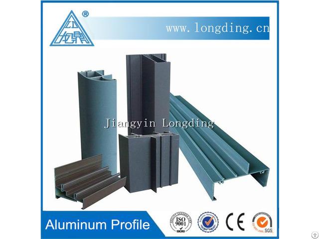 Aluminum Extrusion Profiles For Aluminium Windows And Doors