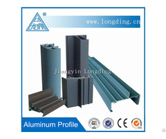 Aluminum Extrusion Profiles For Aluminium Windows And Doors