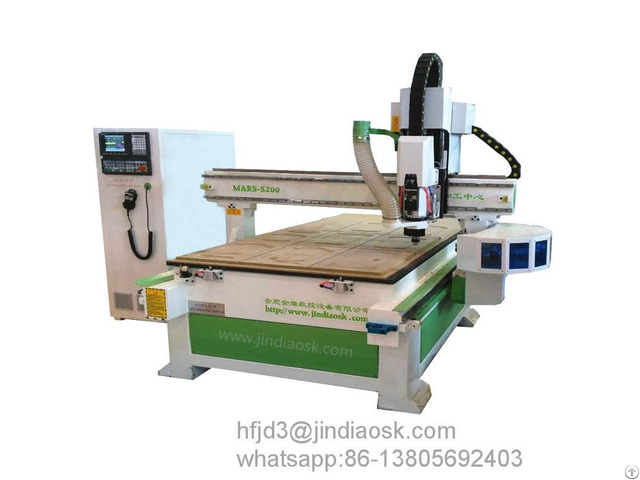 Disc Atc Cnc Machining Center