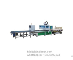 Panel Furniture Milling And Drilling Center