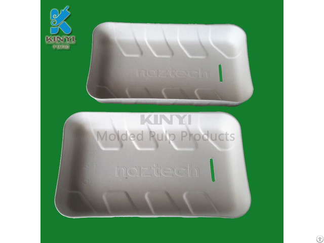Green Electronic Packaging Methond Paper Pulp Tray
