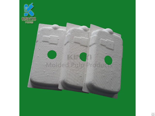 Newest Mobile Phone Packaging Tray Paper Pulp Container