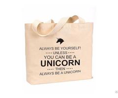 100% Cotton Shopping Bags