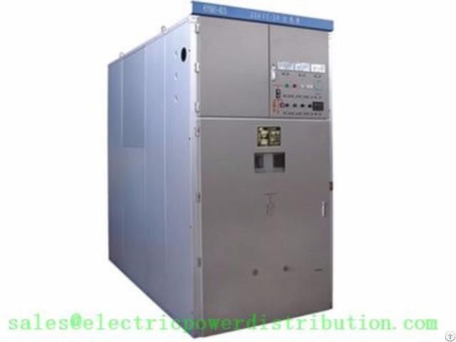Mv Kyn61 40 5 Metal Clad Moveable Switchgear