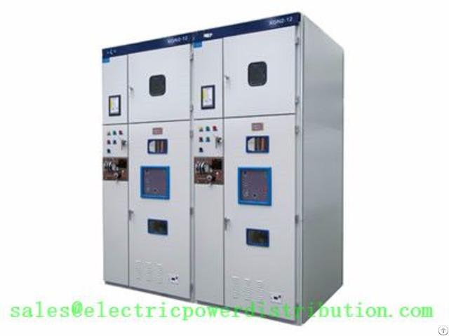 Mv Hxgn 12 630 20 Sf6 Insulated Compact Metal Enclosed Rmu