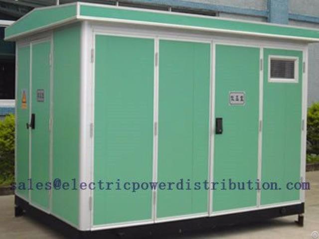 Yb 12 0 4 Prefabricated Substation