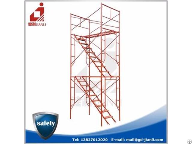 Frame System Scaffolding Kaiping,walkthrough Scaffolding,h Frame Scaffolding