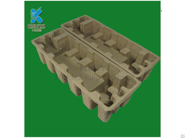 Customized Paper Pulp Molded Electronic Packaging Box