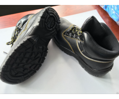 High Impact Safety Shoes