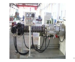 Pin Barrel Cold Feed Extruder