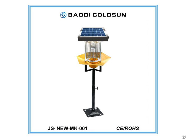 Solar Mosquito Killer Js New Mk 001