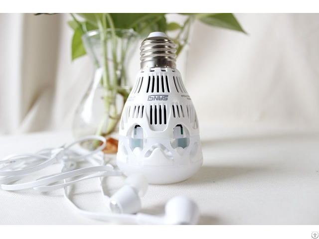 Led Rgb Bulb Light With Full Color