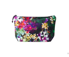 Sell Cotton Fabric Cosmetic Bag 11